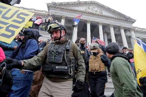 Self-styled militia members planned on storming the U.S. Capitol days in advance of Jan. 6 attack, court documents say