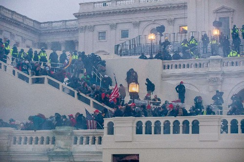 Pushed to the edge by the Capitol riot, people are reporting their family and friends to the FBI
