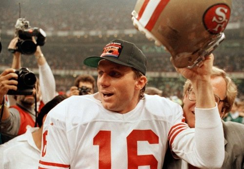 Joe Montana says playing in the NFL has caused him debilitating pain