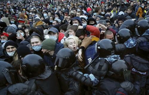Russians just revealed Vladimir Putin's weakness
