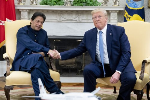 Opinion: Trump's ignorance was on full display in his meeting with Imran Khan
