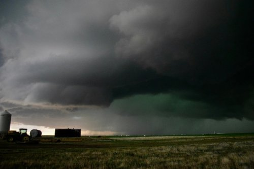 The tornado drought of 2020: Plains lacked trademark twisters this past year