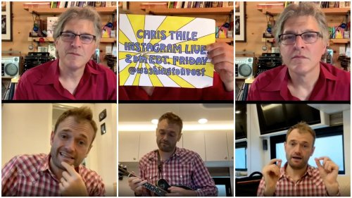 Q&A with Chris Thile: Making an album with just his mandolin, letting the devil sing and why America needs its own Jools Holland
