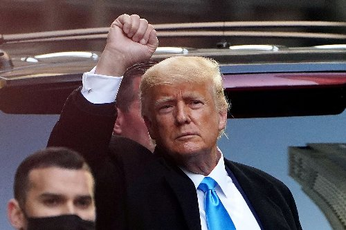 Trump's out-of-power agenda: Retribution against foes, command spotlight and total domination of GOP