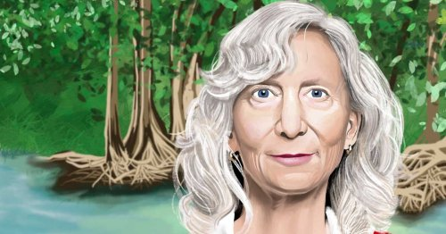 The professor who assigns value to nature — then persuades world leaders to save it