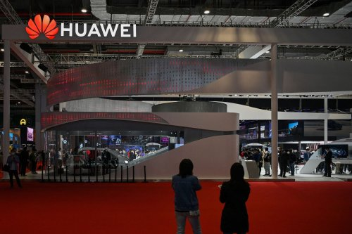 Huawei calls on an old friend, Russia, as U.S. sanctions bite down