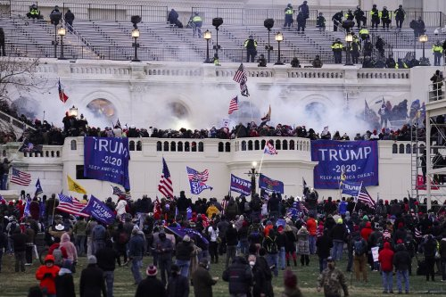 Data about the Capitol rioters serves another blow to the White, working-class Trump-supporter narrative