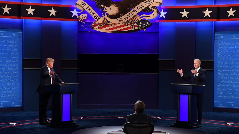Fact-checking the first Trump-Biden presidential debate