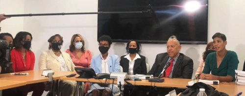 Ten current, former Black female D.C. police officers sue the city, claiming discrimination