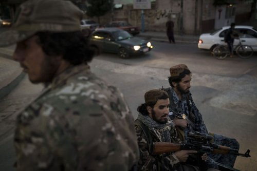 After 20 years of waging religious guerrilla warfare, Taliban fighters in Kabul say they miss the battle