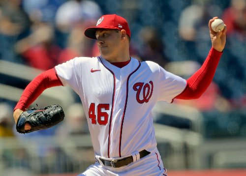 A team meeting, Patrick Corbin's strong start and Josh Bell's blast lift Nats over Phillies