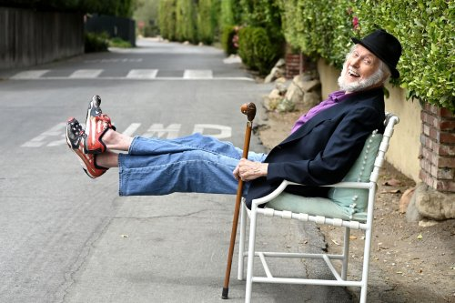At 95, Dick Van Dyke is still the consummate showman. And he's desperate to get back onstage.