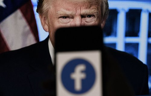 Facebook's oversight board whiffed. Trump deserves a permanent exile.