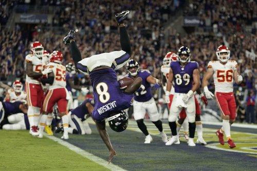 Chiefs can't close it out as Lamar Jackson, Ravens complete fourth-quarter comeback
