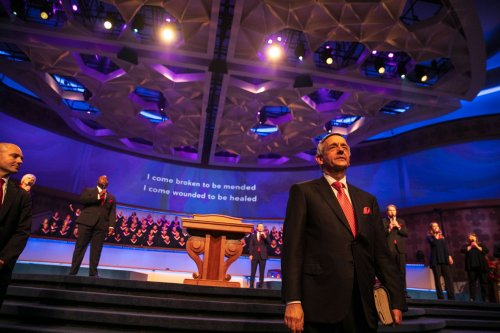 The rapid decline of White evangelical America?