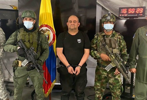 Colombia captures most wanted drug lord, 'Otoniel,' in bust compared to Pablo Escobar's fall