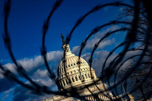 The Capitol is our home, and it should not be gated off