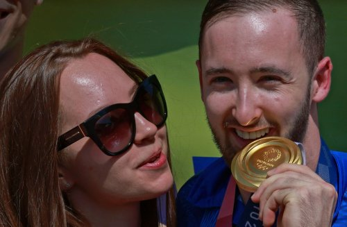 'Winning a medal doesn't make him Jewish': Israel's gymnastics champion tumbles into marriage controversy