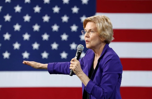 What we learned about Elizabeth Warren: A view of a rigged system, plus a fan base