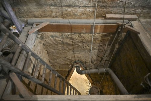 A group of students, a secret tunnel and a daring escape from East Germany