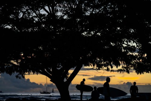 Hawaii told tourists to stay away. Did they listen?