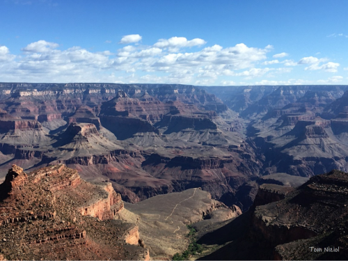 Hiking the Grand Canyon is a thrill but perilous for the unprepared