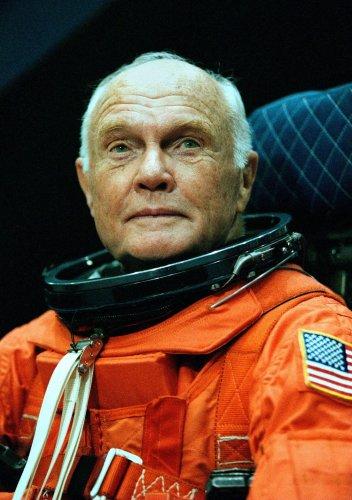 America needed a space race hero. John Glenn was the obvious choice.