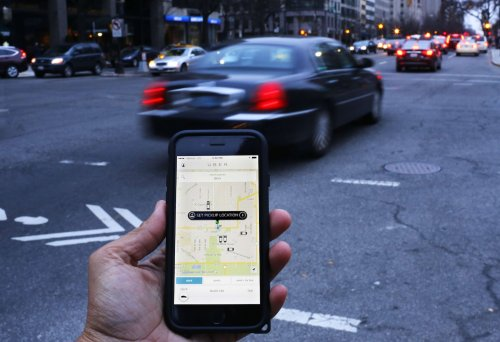 Uber plans to start audio-recording rides in the U.S. for safety