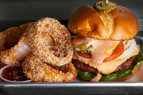 Bubbie's Plant Burgers are a delicious testament to the power of teamwork