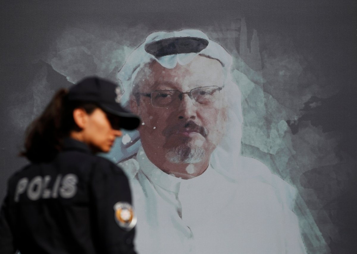 Jamal Khashoggi's wife targeted with spyware before his death