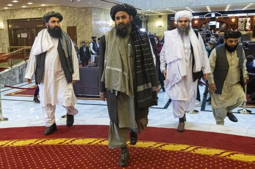 India may be talking to the Taliban. Here's why we should welcome it.