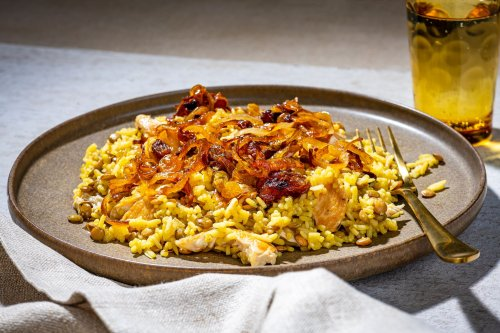 8 rice recipes from around the world, including paella, jollof, tahdig and more
