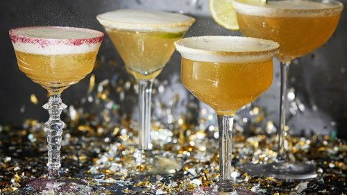 Champagne cocktails and other bubbly beverages for your New Year's Eve celebrations
