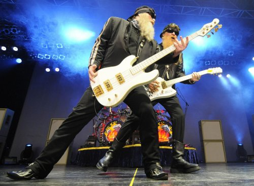 Dusty Hill, ZZ Top bassist with a legendary beard, dies at 72