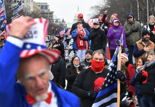 Rallies ahead of Capitol riot were planned by established Washington insiders