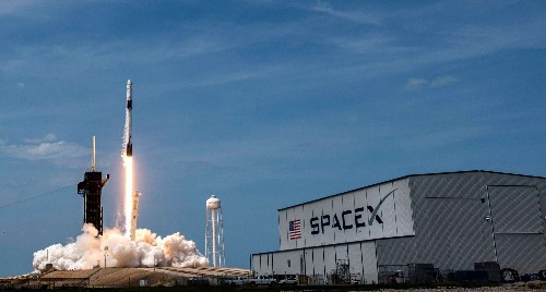 NASA moves SpaceX launch to Sunday because of poor weather conditions offshore