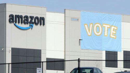 Amazon's union vote could be a harbinger for the future of work
