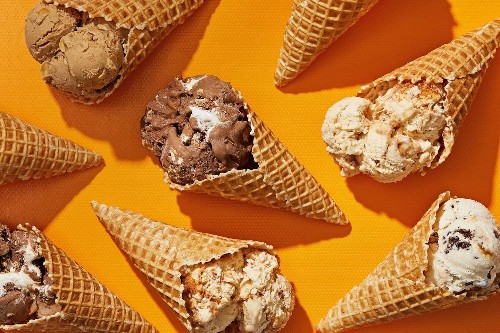 8 recipes to please any ice cream lover: boozy or fruity, no-churn and vegan