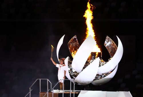 Empty seats, muddled messaging and a botched 'Imagine' make for a lackluster Olympic Opening Ceremonies