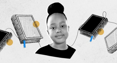 She's the only Black kid in her fifth-grade class. She spoke up when slavery wasn't included in a lesson plan.