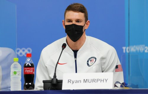 Ryan Murphy said the swim meet was 'probably not clean.' Then the 'not okay' comments came.