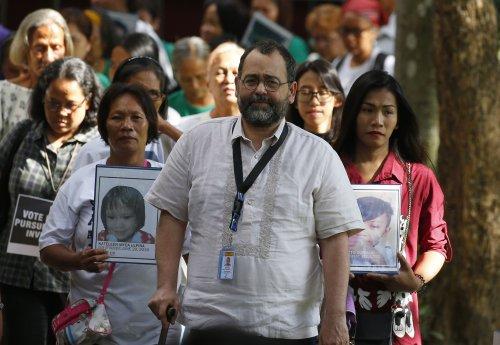 'Chito' Gascón, Philippine human rights activist, dies at 57