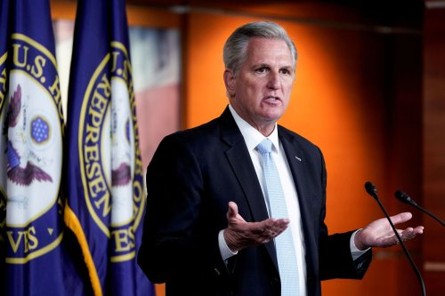 Kevin McCarthy's top pick for the Jan. 6 panel is already trying to sabotage it
