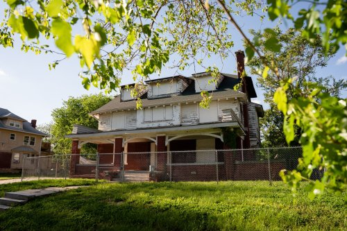 Satchel Paige remains a Kansas City icon, but time has taken a toll on his former home