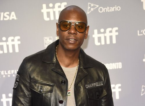 Dave Chappelle told his audience he has been canceled. A transgender activist says he continues 'mocking us.'