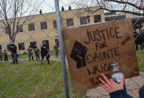 Derek Chauvin's trial is not justice for Black Americans
