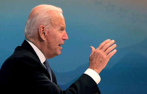 Biden cannot sit back and let our democracy sink. He's now showing us he gets that.