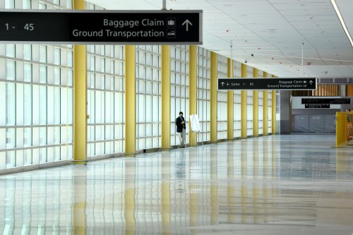 So long, Gate 35X: New Reagan National concourse a bright spot as travel rebounds across D.C. region