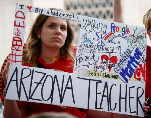 Opinion: Teachers deserve more than appreciation