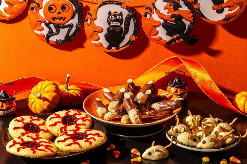 Spooky cookies and more Halloween tricks for celebrating with kids at home